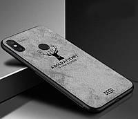 Чехол Deer с принтом для Xiaomi Mi A2 Lite / Redmi 6 Pro (3 Цвета)