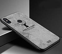 Чехол Deer с принтом для Xiaomi Redmi Note 6 Pro (3 Цвета)