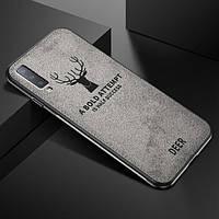 Чехол Deer с принтом для Samsung Galaxy A7 2018 A750 (3 Цвета)