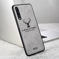 Чехол Deer с принтом для Samsung Galaxy A50 2019 A505 (3 Цвета)