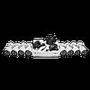 Комплект видеоконтроля (8 видеокамер) GREEN VISION GV-K-G03/08 720Р