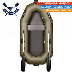 Надувная лодка Bark B-220 одноместная без настила