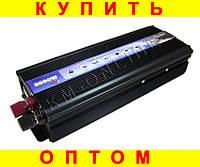 Преобразователь напряжения 12V-220V 2500 W (инвертор)