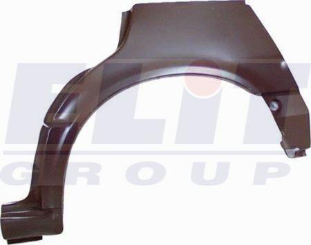 Арка левого заднего крыла 4-дверный  FIAT CROMA 154, LANCIA THEMA 834