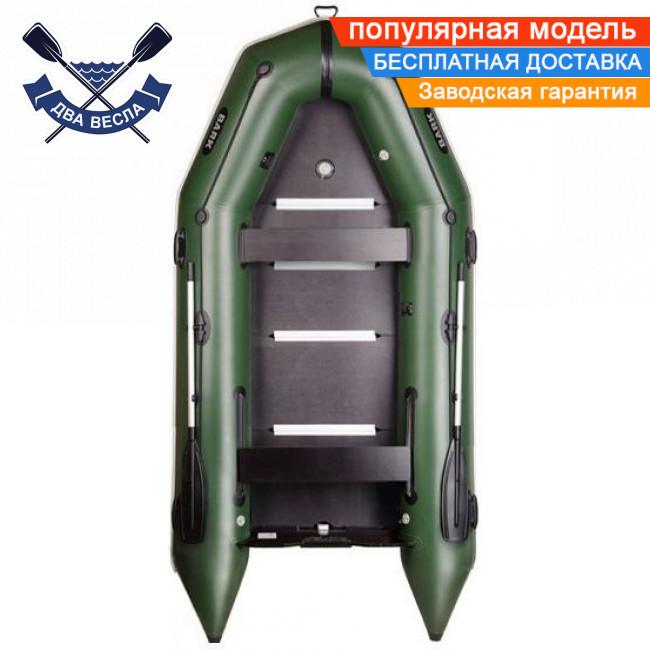 Килевая лодка Bark BT-360S с жестким дном шестиместная надувная лодка ПВХ