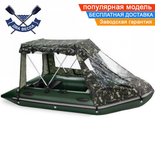 Тент-палатка для лодки Bark BN-390 рыбацкая палатка на надувную лодку