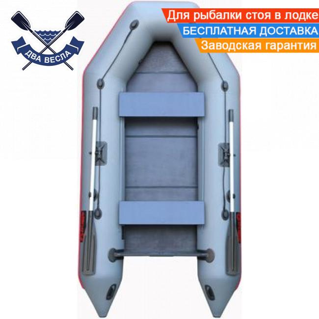 Моторная лодка Elling Форсаж-270 двухместная со слань-книжкой