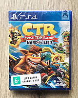 Crash Team Racing Nitro Fueled (англ.) PS4