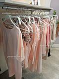 Нежная персиковая пижама майка/шорты Pizama Debbie Sensis, фото 3