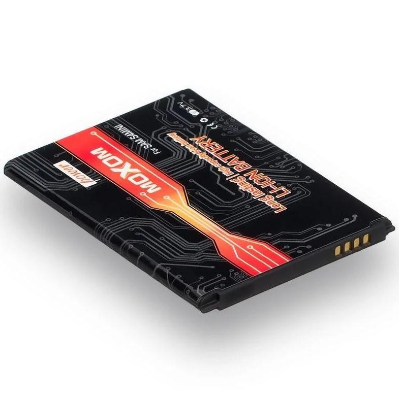 Аккумулятор для Samsung i9190 Galaxy S4 Mini B500BE (MOXOM) 1900мА/ч (батарея, батарейка)