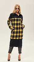Стильне жіноче пальто ПВ-157