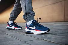 Мужские кроссовки Nike Air Max 270 Blue ( Реплика ), фото 2