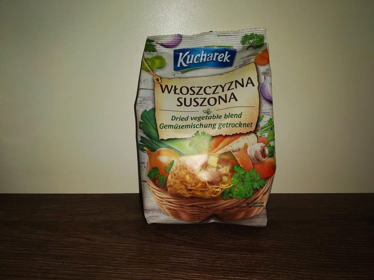 Кухарек Kucharek приправа овочі 100 гр.