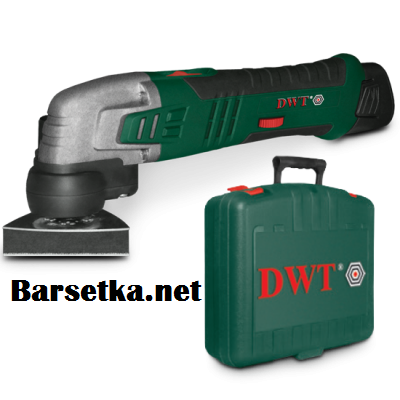 Акумуляторний реноватор DWT AMS-10,8 Li BMC (гарантія 2 роки)