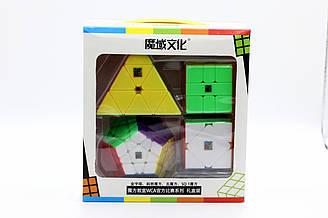 Набор головоломок кубик Рубика различной конфигурации (19790)