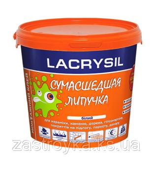 Клей акриловый Сумасшедшая липучка Lacrysil, 3кг