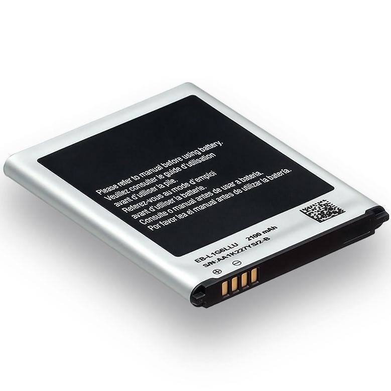 Аккумулятор для Samsung i9300 Galaxy S3 EB-L1G6LLU (AAAA+NFC) 2100мА/ч (батарея, батарейка)