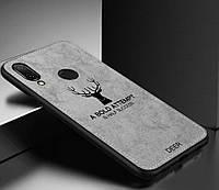 Чехол Deer с принтом для Xiaomi Redmi 7 (3 Цвета)
