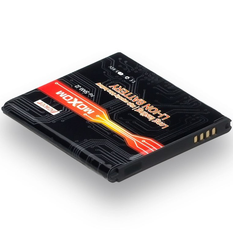 Аккумулятор для Samsung J200 Galaxy J2 (MOXOM) 2000мА/ч (батарея, батарейка)