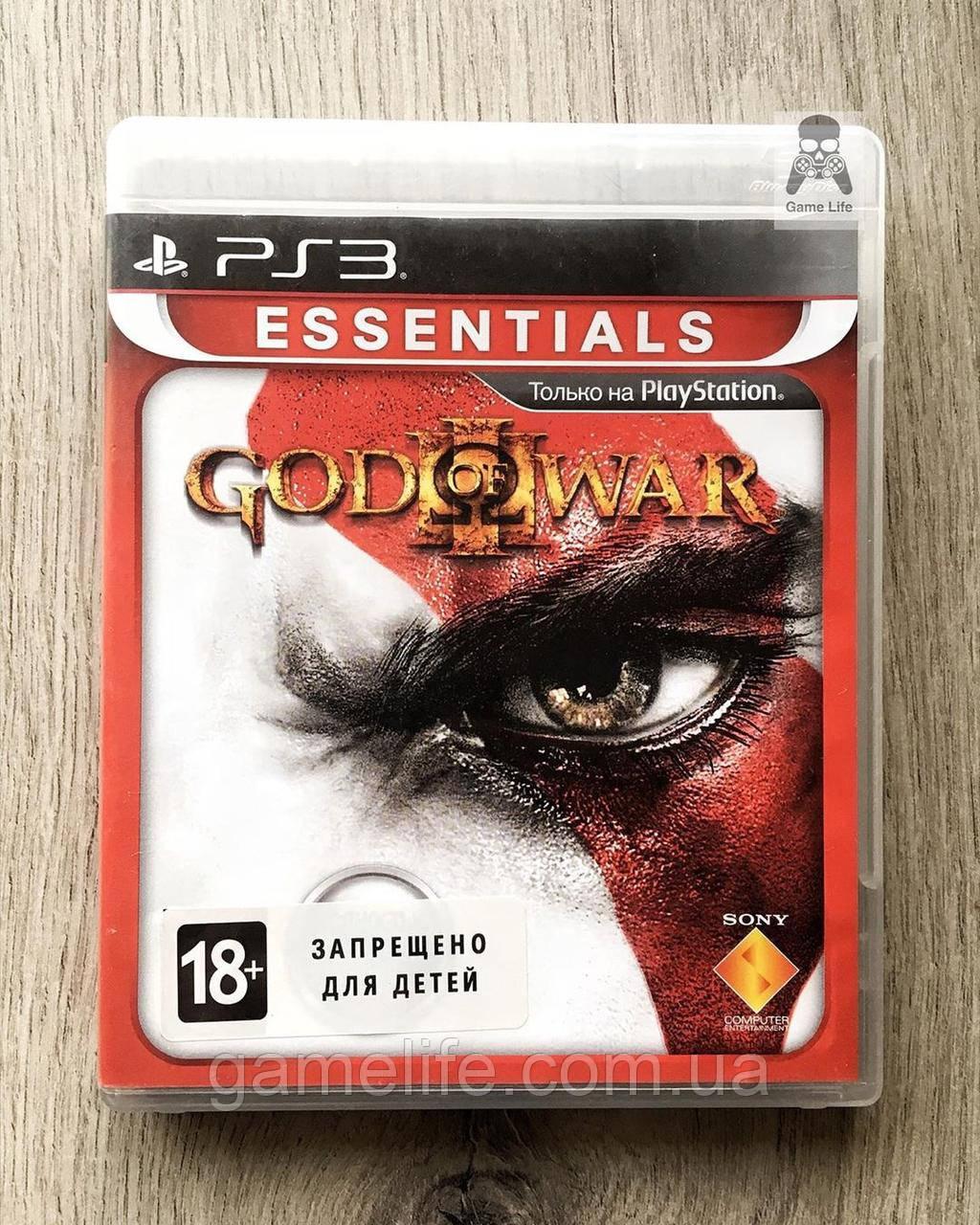 God of War 3 (рус.) (б/у) PS3