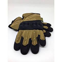 Тактические перчатки Mechanix M-Pact 3 Coyote