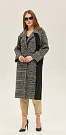 Красиве жіноче пальто в 2х кольорах ПВ-148