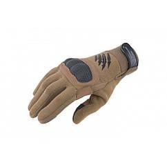 Тактические перчатки Armored Claw Shield Tan Xl