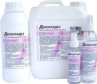 Деконтадез АФ 5 л  для дієвої та швидкої дезінфекції малих поверхонь та медобладнання.
