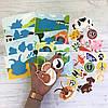 Настольная игра умные липучки «Весёлая ферма» PICNMIX, фото 6