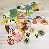 Настольная игра умные липучки «Весёлая ферма» PICNMIX, фото 5