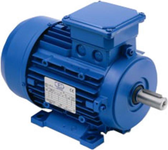 Электродвигатель АИР 63 В2 (3000 об/мин) 0,55 кВт. - Интернет-магазин «Кнопка» г.Каменец-Подольский в Каменце-Подольском