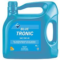 Масло моторное ARAL Blue Tronic 10W40, 4л