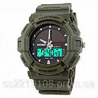 Тактические часы Skmei 1050 Olive