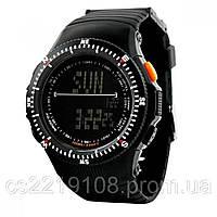Тактические часы Skmei 0989 Black