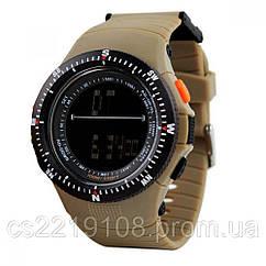 Тактические часы Skmei 0989 Coyote (Tan)