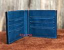 Кожаный кошелек, портмоне Levistrauss & co, фото 2