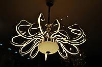 Люстра светодиодная LED большая и мощная 1030/1902 CR 390W ProСВЕТ