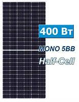 Солнечная батарея 400Вт моно InterEnergy, IE158-M144-400W/5ВВ