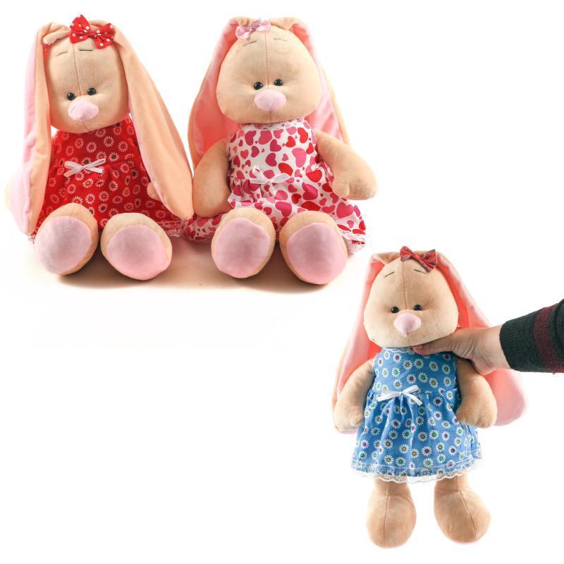 """Мягкая игрушка """"Зайка"""" в платье"""