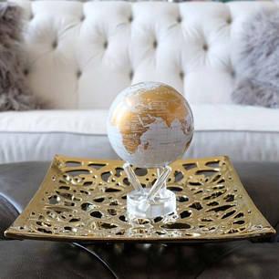 Настільні глобуси, які обертаються від будь-якого джерела світла