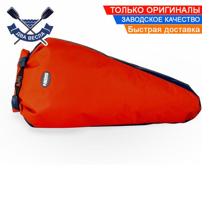 Водонепроницаемый гермомешок для водного туризма 60л гермосумка ПВХ гермомешок для дайвинга конусный TPU EREZ