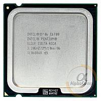Процессор Intel Pentium Dual Core E6700 (2×3.20GHz/2Mb/s775) БУ