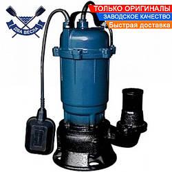 Погружной насос помпа VORSKLA ПМЗ 8/10 электрическая для грязной воды, 10куб.м./ч, 230В, фекальная