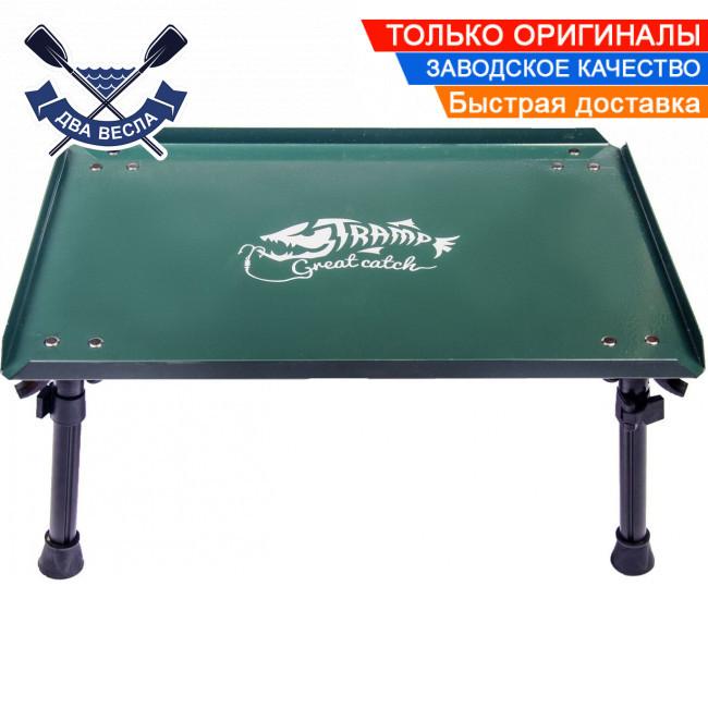 Складной монтажный столик TRF-056 для рыбалки, алюминий, Д*Ш*В = 47*30*22/30 см