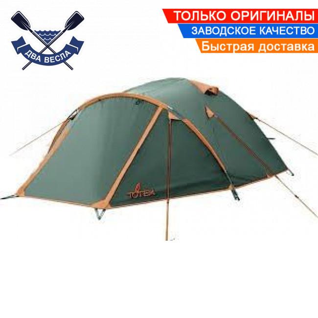 Трехсезонная палатка Totem Chinook четырехместная однокомнатная, 2 входа