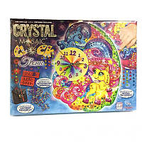 "Набор для творчества ""Crystal Mosaic Clock"""