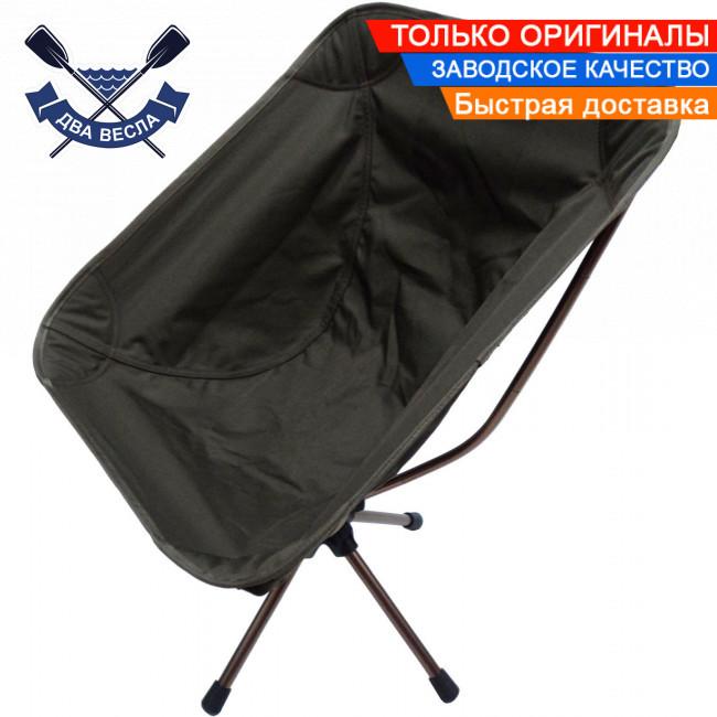 Складной стул вращающийся TRF-047 до 150 кг, 1,2 кг, 49,3х47х73,4 см, дюралюминий, есть чехол