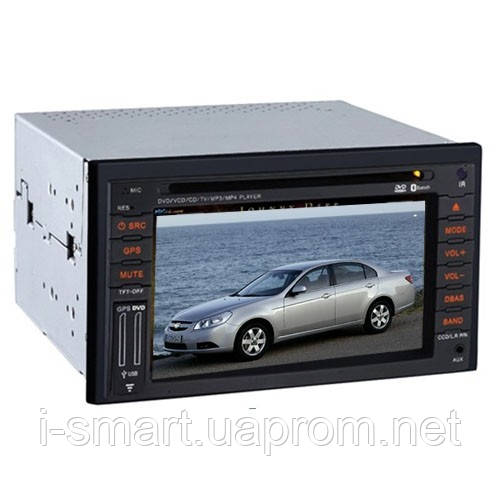 Car DVD Player GPS 6.2 Inch Touch Screen TV Bluetooth for Chevrolet Epica Old