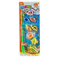 Рыбалка магнитная 8 рыбок