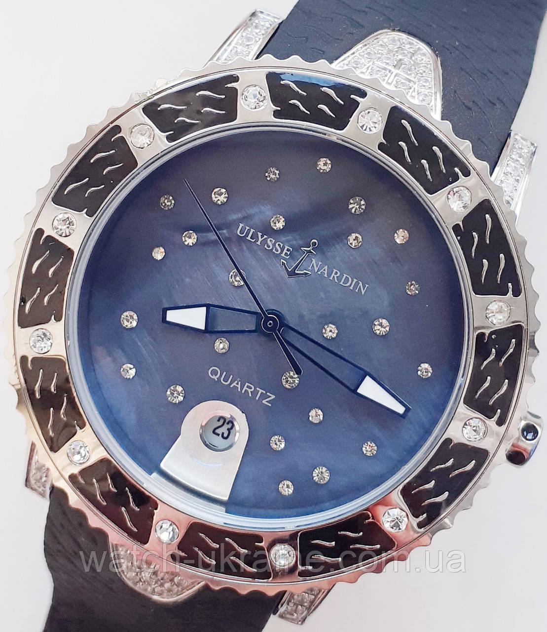 """Часы Ulysse Nardin Lady Diver """"Starry Night"""""""
